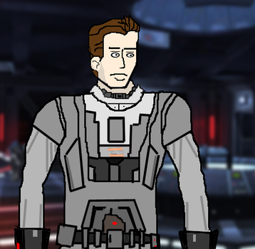 SWTOR my character by marekn9