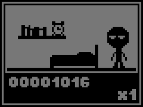Old Monochromatic Game by dsony