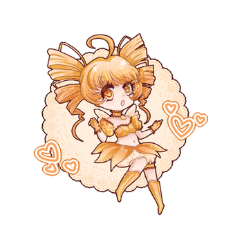 (TMM) Mikan by fefates