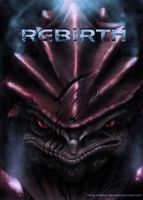 ME3- Wrex by Arkis
