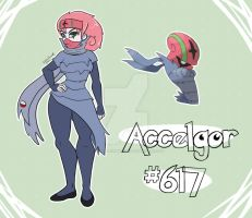 Accelgor Pinup