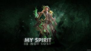 Riven - My Spirit is not Lost by cruxae