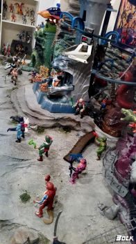 Eternia Diorama 2 by MikeBock