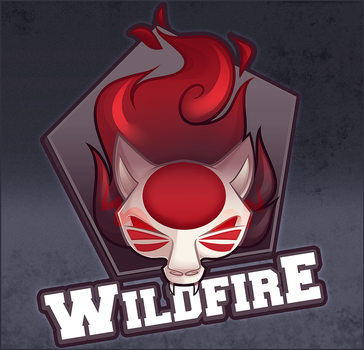 WildFire Logo by zombie