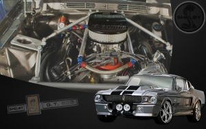 Mustang-Shelby-GT500-Eleanor by x47xDiezel