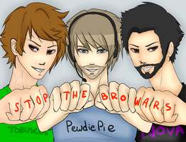 Stop the Bro/Audience/Guys wars! by Maximum-Delusion