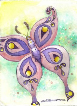 AAB BUTTERFLY by SwDreamWvr