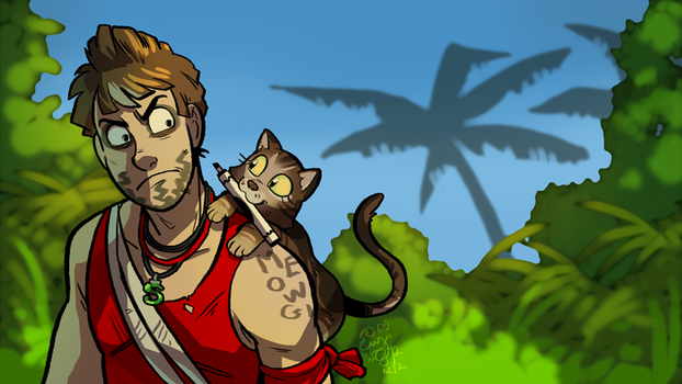 SSoHPKC Title Card - Far Cry 3 by IntroducingEmy