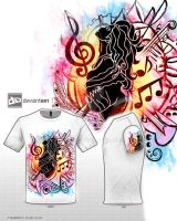 The music inside of me by Solartez