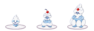Soft Serve Vanillite-Vanillish-Vanilluxe