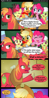 Apples to the core. by Coltsteelstallion