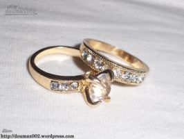 Engagement ring by doumax002