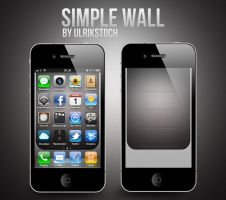 Simple Wall by ulrikstoch
