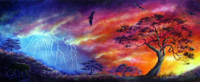 Force of Nature by AnnMarieBone