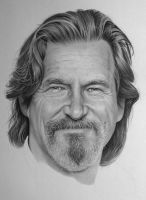 The Dude..wip by markstewart