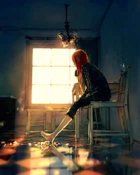 Leave it Broken by yuumei