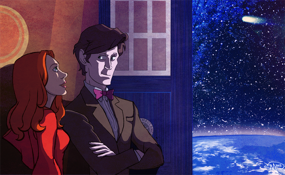 Doctor Who: Paradise by supinternets