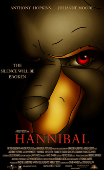 Hannibal Poster by TomCat-Priest
