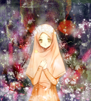 My Hijab, My Crown by sharaps