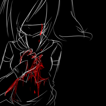 [UTAU Cover] Hurting For A Very Hurtful Pain by Rainbow-fiedKitty