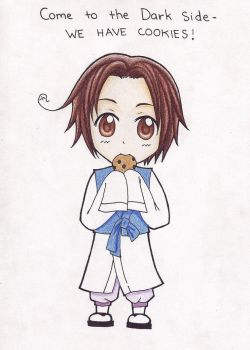 APH - Korea with a cookie by shirozzu