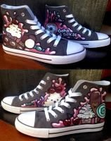 Sweet and yummy chucks by Gohush