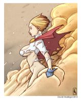Power Girl by davemad