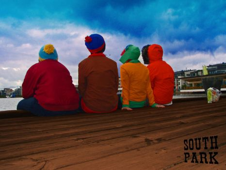 South Park by GoodMorningJOE