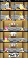 Derpy wasn't prepared for this PART 2 by GoneIn10Seconds