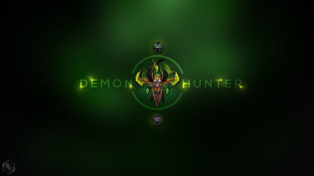 WoW: Demon Hunter by WR-Dwyndle