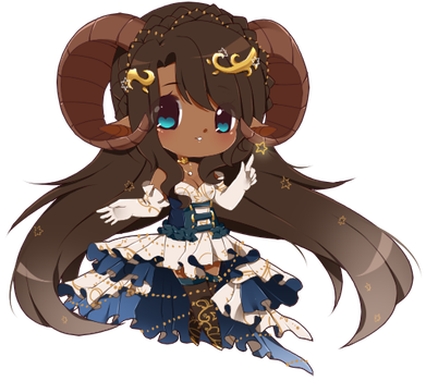 SMALL CHIB COMM: koyoba by cutesu
