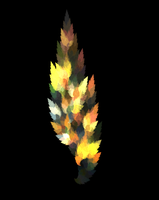 FALL FEATHER by impostergir007