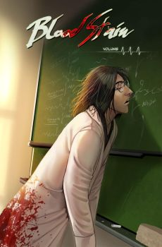 Blood Stain ch 3 cover by sigeel