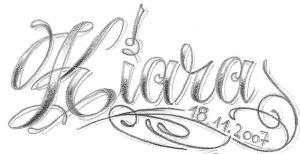 TaT Design chicano style name by 2Face-Tattoo