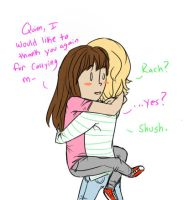 Faberry hold by dashyice