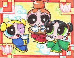 PPG in China by Yang-Mei