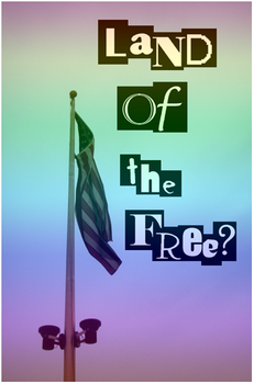Land of free? by Gay-community-free