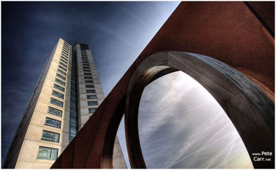 Beetham Tower HDR by petemc