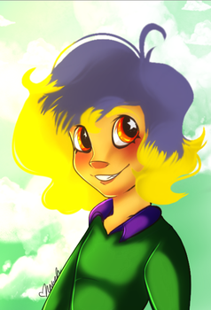 Sunny day by InFamousNevaeh