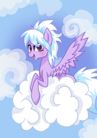 Cloud Chaser by Derpsonhooves