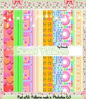 Sweet Patterns by Coby17