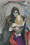 Death Becomes Her by Zephyri