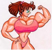 Lita flex stage 1 by muscle82002