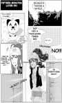 Black and White Comic Example by Reaper145