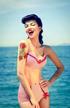 Pin up girls 6 by mariannaphotography