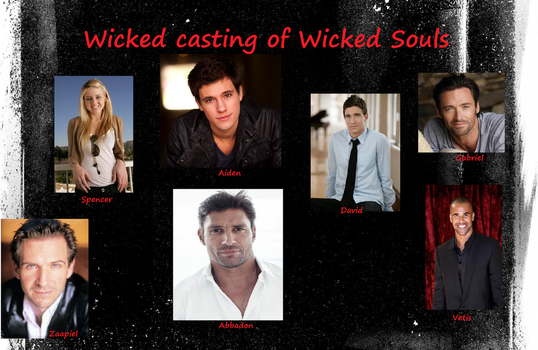 Wicked casting of Wicked Souls by wickedsoulsbook