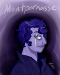 Montparnasse by superfeuilly