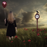 Time To Let Go by Deorsa