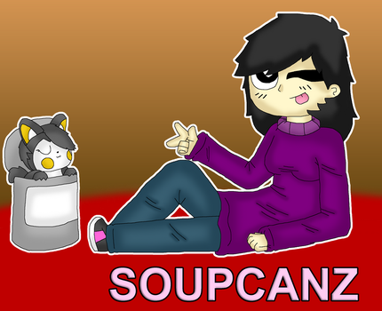 [Old] Soupcanz's Birthday by Cuperthekiller