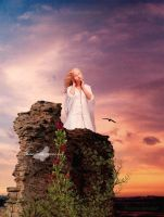Tower of the Roses by maiarcita